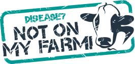 Not on my farm campaign logo - Click to visit campaign page